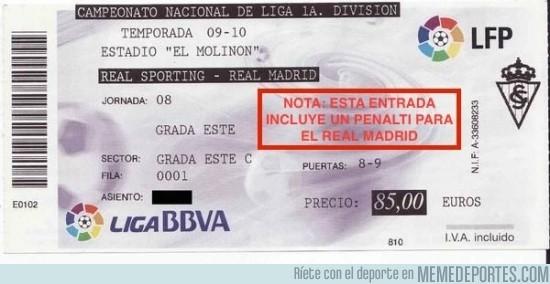 403871 - Las entradas para ver el Real Madrid ahora te aseguran esto