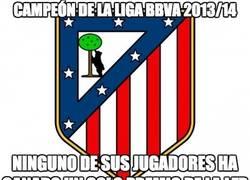 Enlace a Campeón de la liga bbva 2013/14