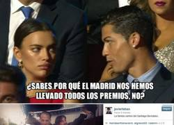 Enlace a ¿Por qué el Madrid se ha llevado todos los premios?