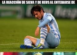 Enlace a La reacción de Silva y de Reus al enterarse de las nominaciones del Balón de oro