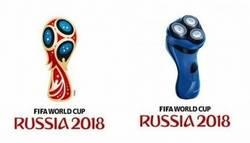 Enlace a Parecido razonable del próximo logo del Mundial