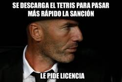 Enlace a Bad Luck Zidane