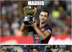 Enlace a Colombino, Copa Catalunya y Joan Gamper