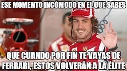 Enlace a Todo el mundo se imagina lo que puede pasar en Ferrari tras la marcha de Alonso