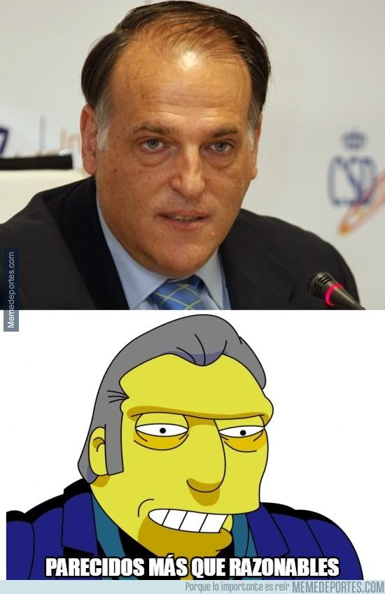 404924 - Tebas y el mafias de los Simpson, clavados en aspecto y en oficio