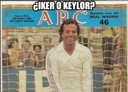 Enlace a ¿Iker o Keylor?