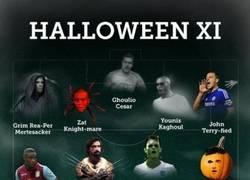 Enlace a Sólo falta Suárez y Pepe para un buen equipo de miedo para Halloween