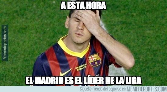 405609 - A esta hora el Madrid es el líder de la liga