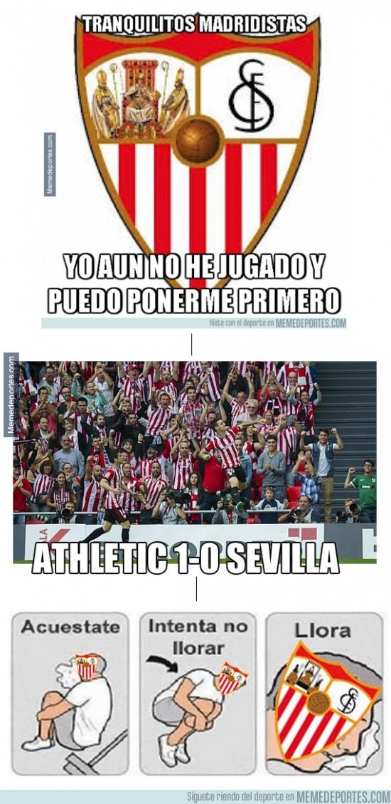 406290 - El Sevilla no ha podido con la presión