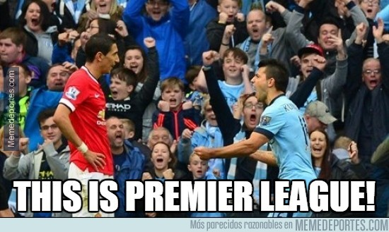 406481 - Di María, this is Premier League
