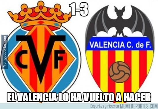 406620 - El Valencia lo vuelve a hacer, victoria con tres goles