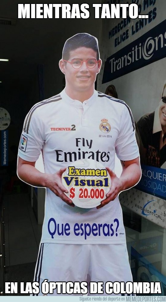 406831 - Mientras tanto, en Colombia
