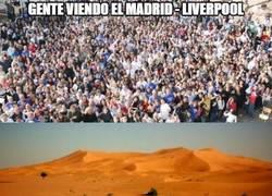 Enlace a ¿Alguien no está viendo el Real Madrid - Liverpool?