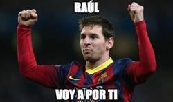 Enlace a Raúl, voy a por ti