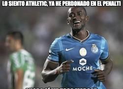 Enlace a Lo siento Athletic, ya he perdonado en el penalti