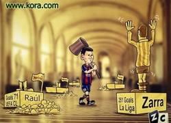 Enlace a Messi va a por el record de Zarra este fin de semana