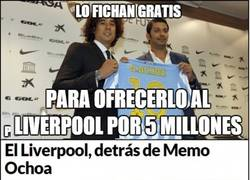 Enlace a El Málaga lo tenía todo planeado con Ochoa