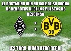 Enlace a El Borussia va de derbi en derbi
