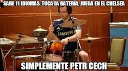 Enlace a We ♥ Petr Cech