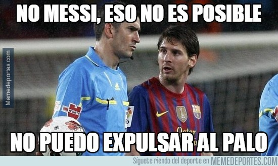 409014 - No Messi, eso no es posible