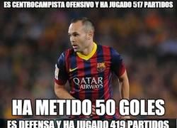 Enlace a Porque a veces las comparaciones pueden ser odiosas. Vaya goleador es Ramos.