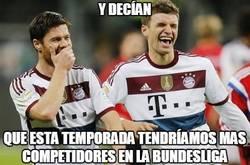 Enlace a El Bayern sigue arrasando