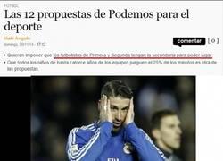 Enlace a Ramos lo tiene jodido si Podemos gana las elecciones