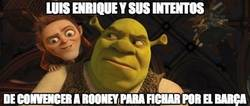 Enlace a Luis Enrique y Rooney