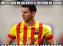 Enlace a Messi y su maldición
