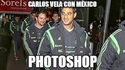 Enlace a Carlos Vela con México 3 años después