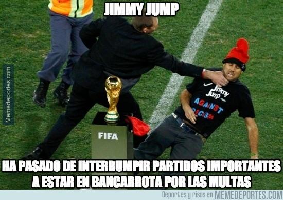 410473 - Jimmy Jump en bancarrota