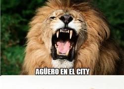 Enlace a Agüero con Argentina no rasca bola