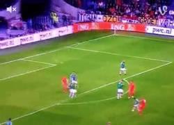 Enlace a GIF: Increíble golazo de Sneijder contra México