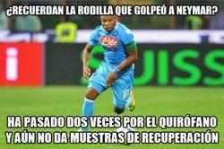 Enlace a Zúñiga ha quedado gafado con la columna de Neymar