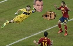 Enlace a Casillas despejando dudas