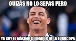 Enlace a Cristiano se convierte en el máximo goleador de la Eurocopa