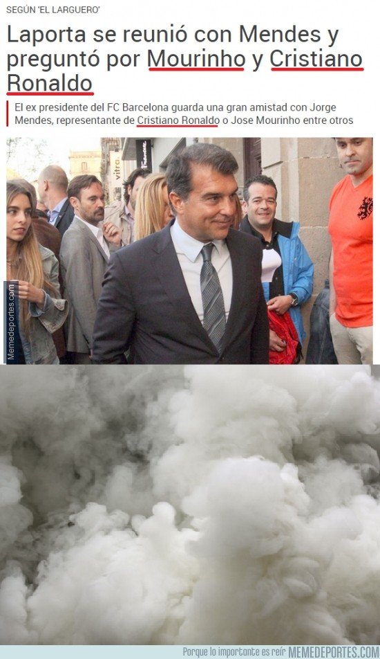 411518 - Los ciudadanos de Barcelona están indignados con tanto humo