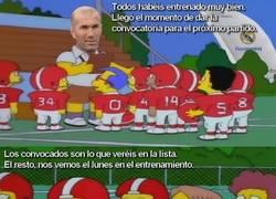 Enlace a Primera convocatoria de Enzo Zidane con el Castilla
