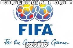 Enlace a Dicen que el ébola es el peor virus que hay