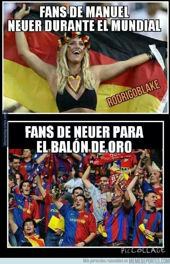 412462 - Los actuales fans de Neuer
