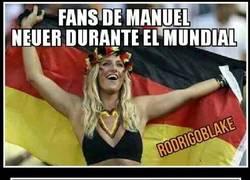 Enlace a Los actuales fans de Neuer