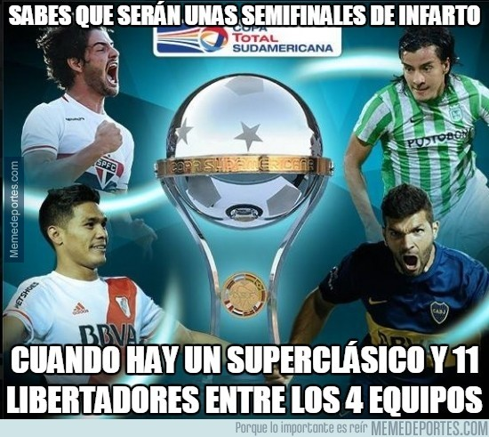 412531 - La Copa Total Sudamericana promete y mucho