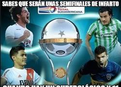 Enlace a La Copa Total Sudamericana promete y mucho