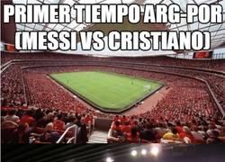 Enlace a No digo que no esté interesante, pero el Argentina-Portugal sin ellos...