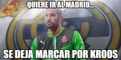 Enlace a ¿Guiño de Casilla al Madrid?