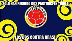 Enlace a Brasil ha sido el único en pillarle el truco a Colombia