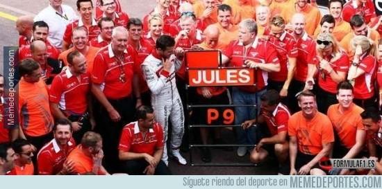 412969 - ¡Jules Bianchi sale del coma inducido! #KeepFightingJules