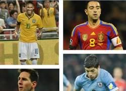 Enlace a ¿Real Madrid, único equipo equipo con 5 capitanes en sus selecciones? B*tch please