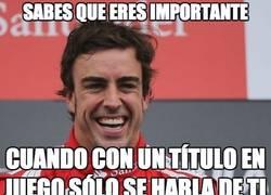 Enlace a Qué más da el título de F1, lo importante es el futuro de Alonso