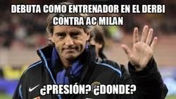 Enlace a Esto es presión, Mancini lo sabe